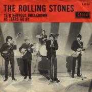 Coverafbeelding The Rolling Stones - 19th Nervous Breakdown/ As Tears Go By