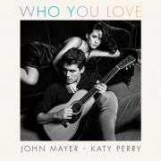 Coverafbeelding john mayer + katy perry - who you love