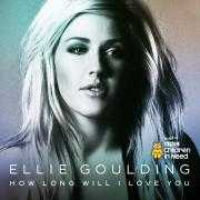 Coverafbeelding Ellie Goulding - How long will I love you