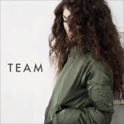 Coverafbeelding Lorde - Team
