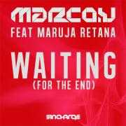Coverafbeelding Marco.V feat Maruja Retana - Waiting (for the end)