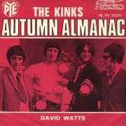 Details The Kinks - Autumn Almanac