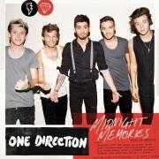 Coverafbeelding One Direction - Midnight memories