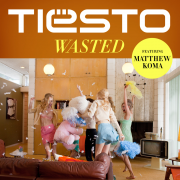 Details Tiësto featuring Matthew Koma - Wasted
