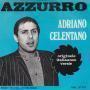 Details Adriano Celentano - Azzurro