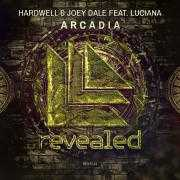 Coverafbeelding Hardwell & Joey Dale feat. Luciana - Arcadia