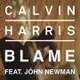 Coverafbeelding Calvin Harris feat. John Newman - Blame