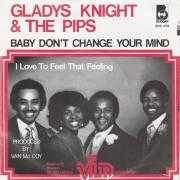 Details Gladys Knight & The Pips - Baby Don't Change Your Mind