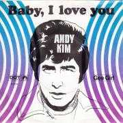 Coverafbeelding Andy Kim - Baby, I Love You