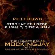 Coverafbeelding Stromae ft. Lorde, Pusha T, Q-Tip & Haim - Meltdown
