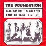 Details The Foundation - Baby, Now That I've Found You