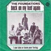 Details The Foundations - Back On My Feet Again