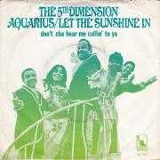 Details The 5th Dimension - Aquarius/Let The Sunshine In
