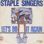 Details The Staple Singers - Let's Do It Again