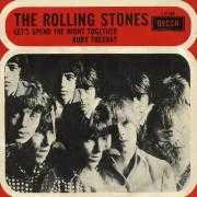 Coverafbeelding The Rolling Stones - Let's Spend The Night Together/ Ruby Tuesday