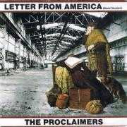 Coverafbeelding The Proclaimers - Letter From America (Band Version)