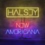 Coverafbeelding Halsey - New Americana