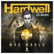 Coverafbeelding Hardwell feat. Jake Reese - Mad world