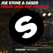 Coverafbeelding Joe Stone & Daser - Freak (and you know it)