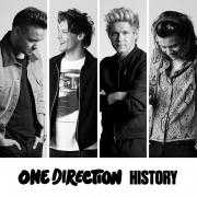 Coverafbeelding One Direction - History