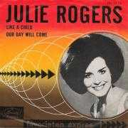 Coverafbeelding Julie Rogers - Like A Child