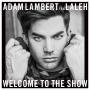Coverafbeelding Adam Lambert feat Laleh - Welcome to the show