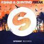 Coverafbeelding R3hab & Quintino - Freak