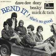 Details Dave Dee Dozy Beaky Mick & Tich - Bend It!