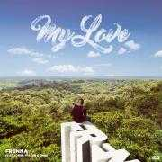 Coverafbeelding Frenna feat. Jonna Fraser & Emms - My love