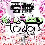 Coverafbeelding David Guetta & Cedric Gervais & Chris Willis - Would I lie to you