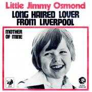 Details Little Jimmy Osmond - Long Haired Lover From Liverpool