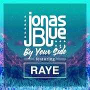 Coverafbeelding Jonas Blue featuring Raye - By your side
