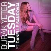 Coverafbeelding Burak Yeter ft. Danelle Sandoval - Tuesday