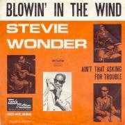 Coverafbeelding Stevie Wonder - Blowin' In The Wind