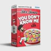 Coverafbeelding Jax Jones feat. Raye - You don't know me - na na ay!