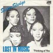 Details Sister Sledge - Lost In Music