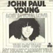 Coverafbeelding John Paul Young - Lost In Your Love