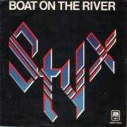 Details Styx - Boat On The River