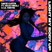 Coverafbeelding David Guetta ft. Nicki Minaj & Lil Wayne - Light my body up