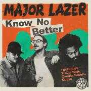 Coverafbeelding Major Lazer featuring Travis Scott & Camila Cabello & Quavo - Know no better