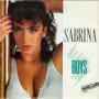 Coverafbeelding Sabrina - Boys