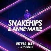 Coverafbeelding Snakehips & Anne-Marie ft. Joey Bada$$ - Either way