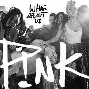 Coverafbeelding P!nk - What about us