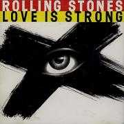 Coverafbeelding Rolling Stones - Love Is Strong