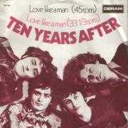 Details Ten Years After - Love Like A Man