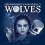 Coverafbeelding Selena Gomez x Marshmello - Wolves