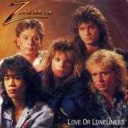 Coverafbeelding Zinatra - Love Or Loneliness