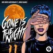 Coverafbeelding Kris Kross Amsterdam ft. Jorge Blanco - Gone is the night