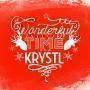 Coverafbeelding Krystl - Wonderful time