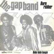 Details The Gap Band - Burn Rubber